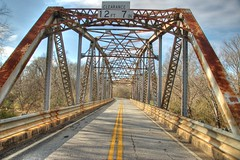 Calhoun Creek Bridge HDR 2