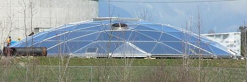 Bucky dome