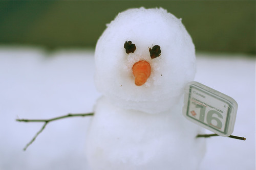 16MB Snowman-2