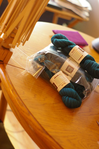 Shibui yarn