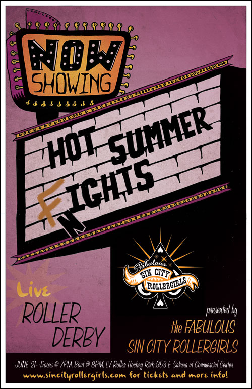 Hot Summer Fights