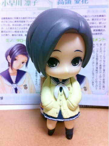 Nendoroid Kobayakawa Rinko: Winter Uniform version