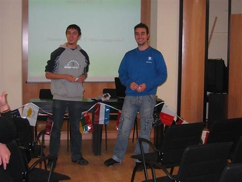 Mateo et Javier (2)