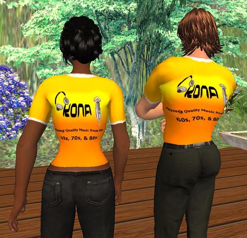 KONA Tshirt Back