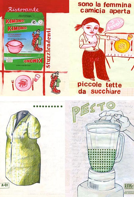 Larissa Bertonasco Illustrator + Cook {Hamburg}