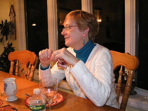 mom last thanksgiving
