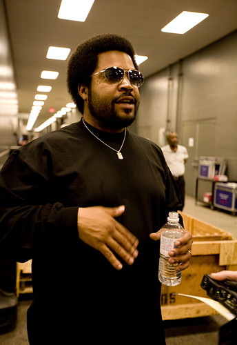 Trammell interviews Ice Cube