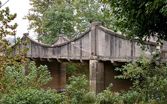 Old US35 Concrete Bridge