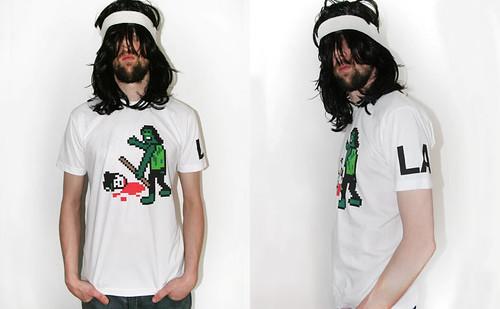 Eboy / Concrete Hermit T-Shirt