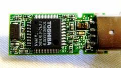 Gut of an USB Drive
