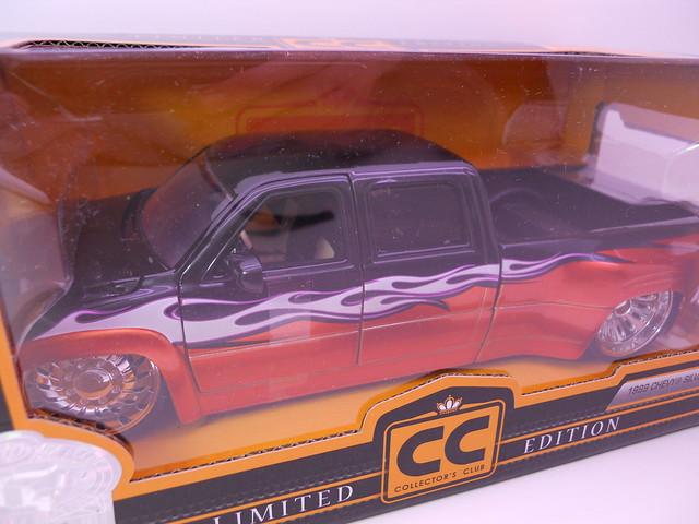 jada toys 1999 chevy silverado dooley collectors edition (2)