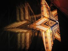 diwali lantern star