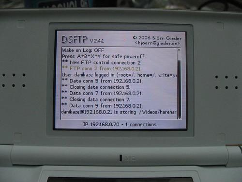 DSFTP en acción