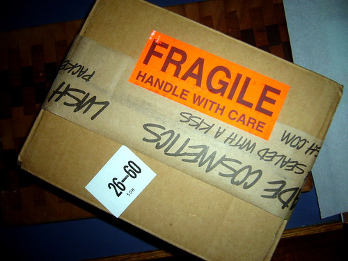 My package!!