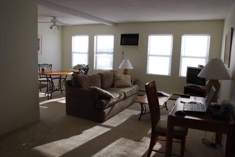 Temporary Housing--Dining Room