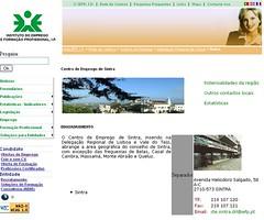 Centro de Emprego Sintra