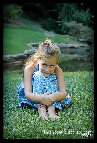 Em in the grass