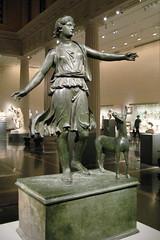 NYC - Metropolitan Museum of Art - Roman statu...