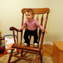 Little Rocking Chairs For Toddlers Baby High Chair Sale Kids Oversized Paediatric