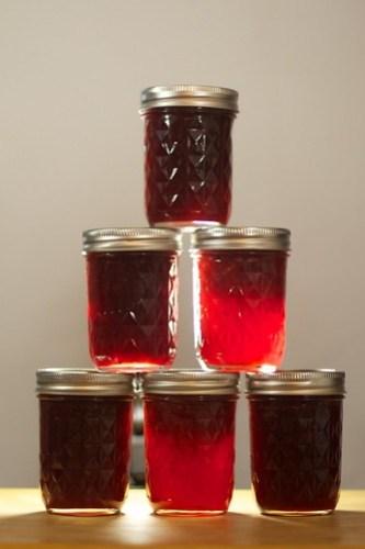 Jam is pretty opaque.