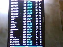LAX Delays 12/20/07