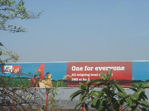 Mumbai_全印最大電信公司Airtel