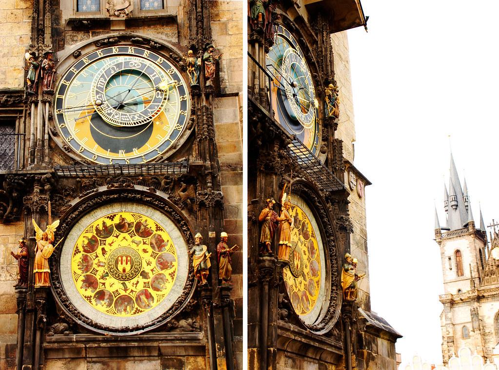 Prague - City of Time