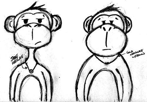 Max Character Sketch