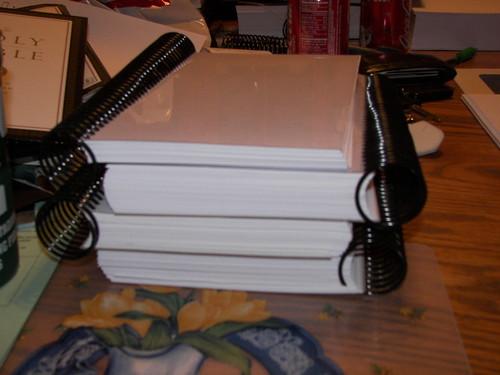 4-volume Old Testament!