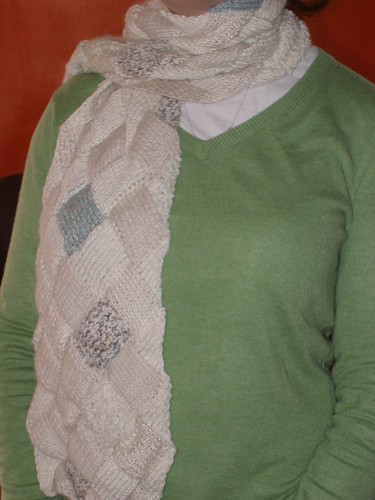 FO - Ivory Tower Scarf