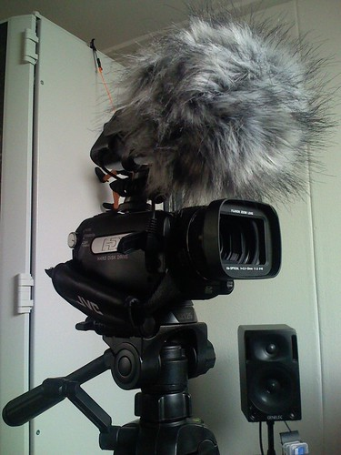 HD7 + RøDE SVM with Dead Cat