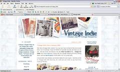 graphic design commission for VI