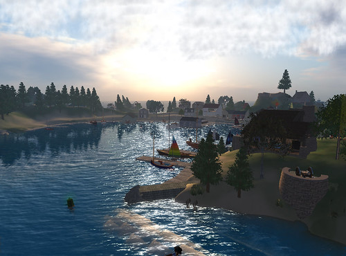 Sailors Cove in Windlight