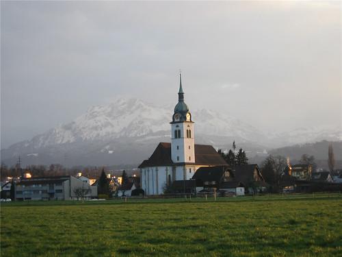 Schweiz und Schnee im Maerz 2008-011