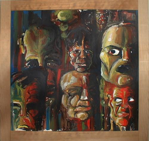Six Heads, 1999