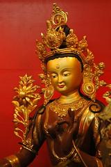 Lady Arya Tara statue
