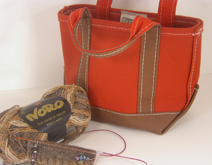 noro sock & bag