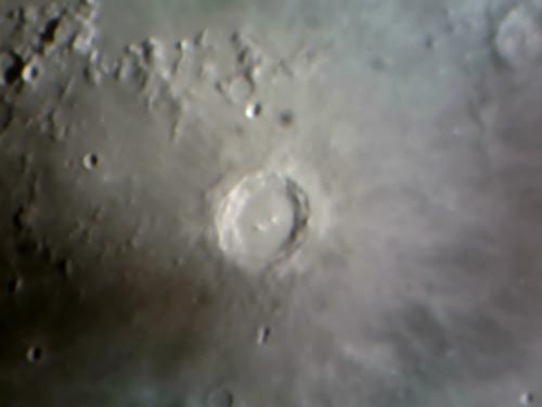 Copernicus Crater on 2/17/08