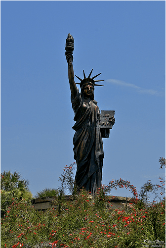 Orlando's Lady Liberty