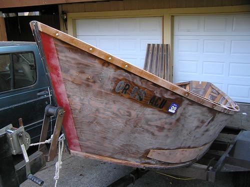Boat Refinishing Project