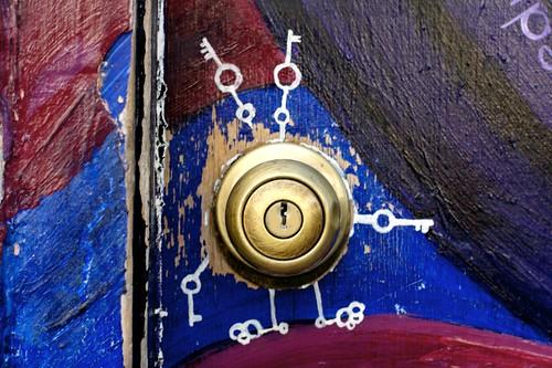 Keyman by Jeremy Brooks