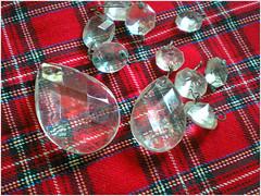 vintage crystals