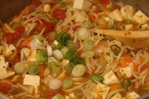 Gorgeous pot of soup