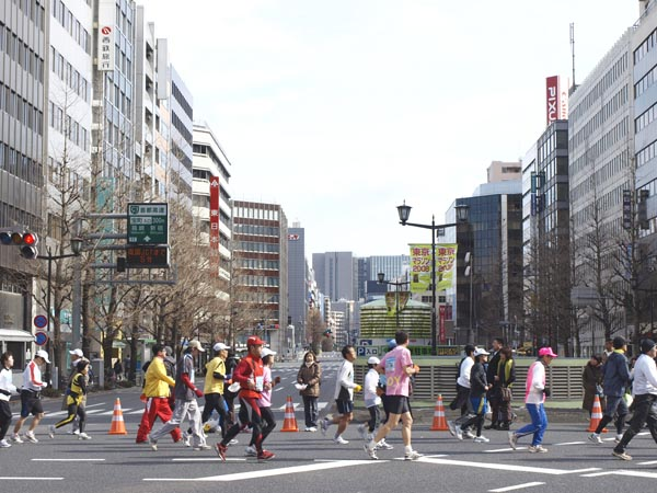2008東京マラソン1