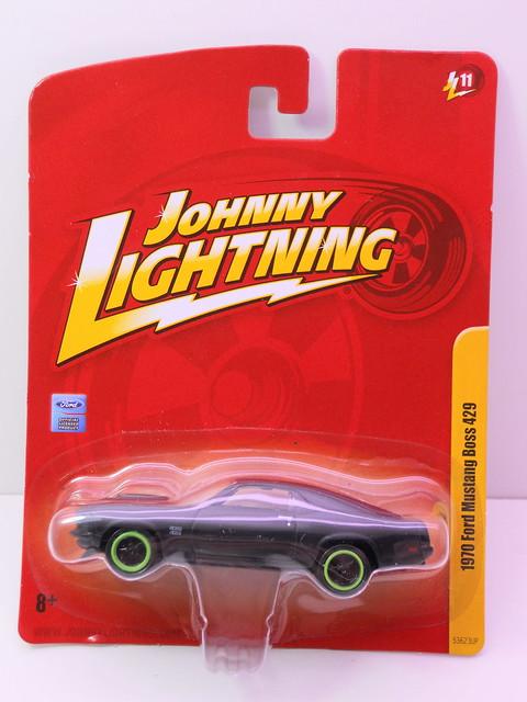 johnny lightning 1970 ford bos mustang 429 blkgrn (1)