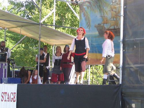 Day 05 - Pirate River Dancers