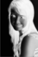 IF blur