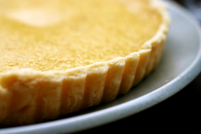 nutmeg-maple cream pie