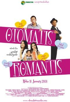 poster otomatis romantis