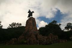 Monumento a Mart�n Miguel de Güemes
